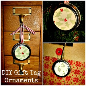 How To Make Homemade Ornaments From Canning Lids