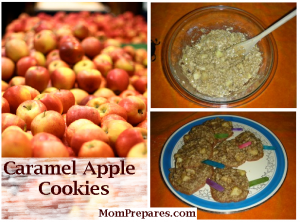 The Best Caramel Apple Cookie Recipe Ever