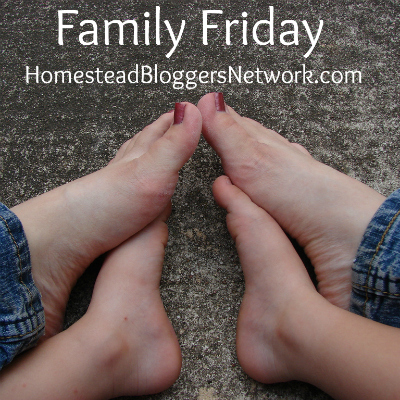 Family Friday Linkup