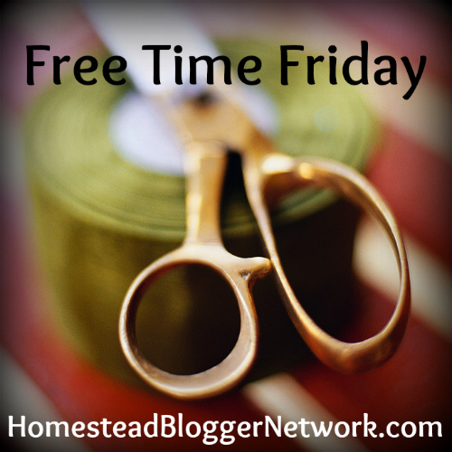 Free Time Friday Linkup