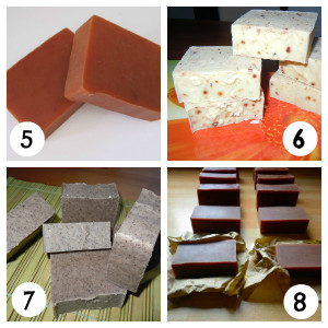 Goat Milk Soap Recipes for Amazing Homemade Soaps