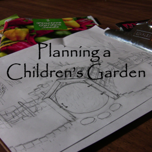 Creating a Garden Space for Children