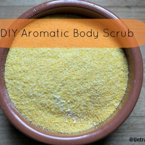 DIY Aromatic Bath Scrubs