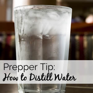 Do You Know How to Distill Water?