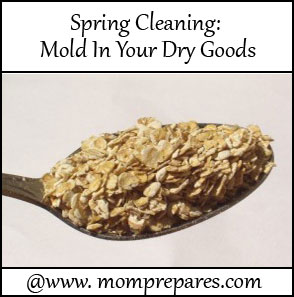Mold In Your Dry Goods