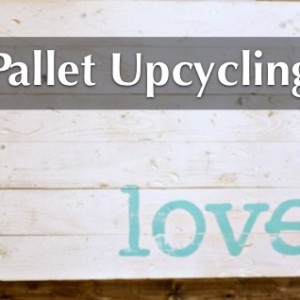 12 Pallet Upcycling Tutorials