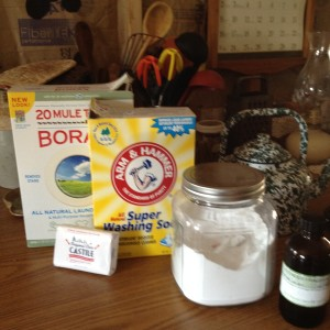 How to make HE Laundry Detergent/Soap