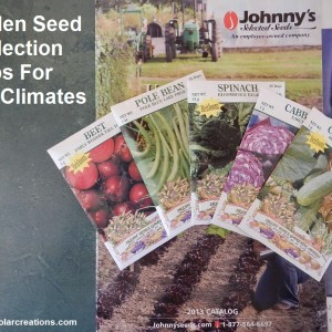 Garden Seed Selection Tips for Cold Climates