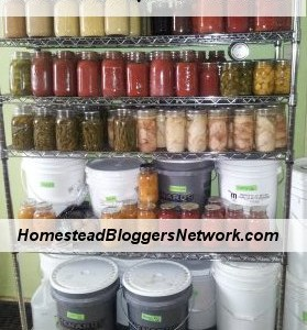 Food Storage Sunday