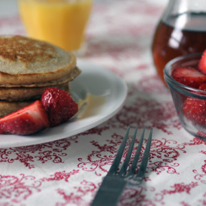 Whole Wheat Pancake Recipe: Easy and Delicious