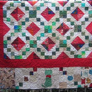 How to Make a Patched Quilt