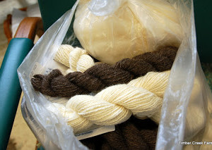 Where Our Wool Becomes Yarn – Singleton Fiber Processing