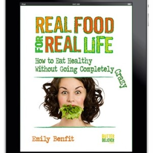 Book Review:  Real Food for Real Life