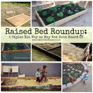 Raised Bed Roundup