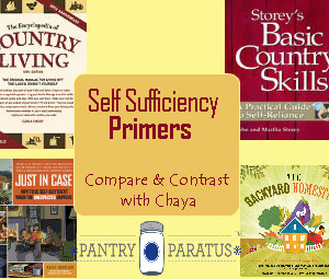 Video: Self Sufficiency Primers–Get the Right Skills Book For You