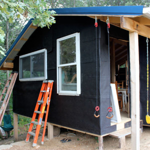 Building a Tiny Home::Framing, Windows, and Doors