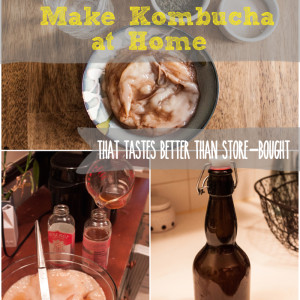 How to Make Flavored Kombucha at Home (That Tastes Better than Store-Bought)