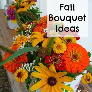 5 Gorgeous Fall Bouquet Ideas