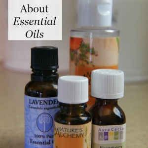 A Beginner's Look at Essential Oils