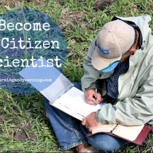 Become a Citizen Scientist