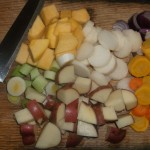 November Recips: Roasted Fall Veggies