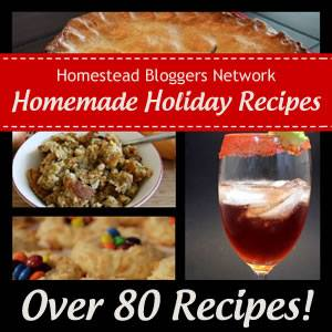 Holiday Recipe Cookbook