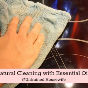 Using Essential Oils for Natural Cleaning