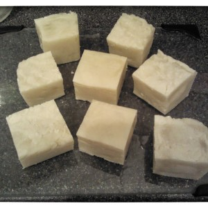 Crock Pot Hot Process Salt Spa Soap