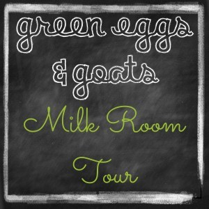 Milk Room Tour