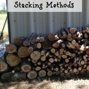 Different Ways to Stack Firewood