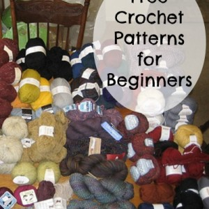 Free Beginners Crochet Patterns