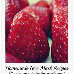 Make Your Own Face Masks