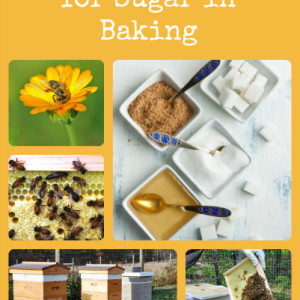Substituting Honey for Sugar in Baking