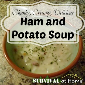 Ham & Potato Soup