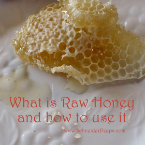 What is raw honey and how to use it