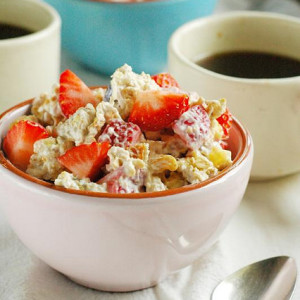 Muesli Recipe: A Healthy Kid Friendly Gluten-Free Breakfast