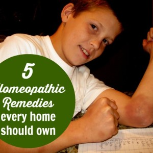 Homeopathic Remedies You Should Have in Your Home