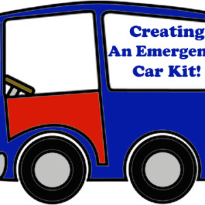 Creating an Emergency Car Kit