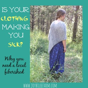 Is Your Clothing Making You Sick?