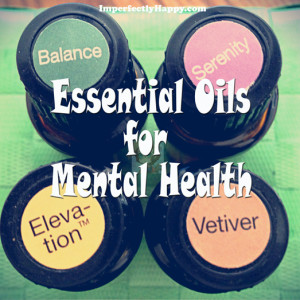 Essential Oils for Mental Health!