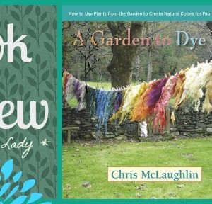 A Garden to Dye For – Book Review