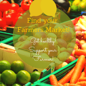 Finding your farmers market!