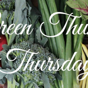 Green Thumb Thursday Linkup 1/15