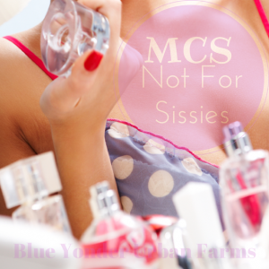 MCS Not For Sissies….
