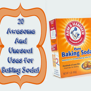 20 Awesome & Unusual Uses for Baking Soda