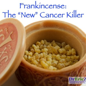Frankincense Oil Kills Cancer and Boosts Immunity