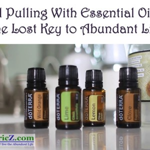 Oil Pulling with Essential Oils: The Lost Key to Abundant Life Health!