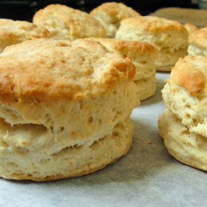 Mile High Southern Biscuits