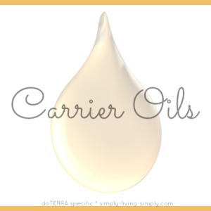 Carrier Oils A to Z