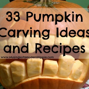 33 Pumpkin Carving Ideas and Recipes